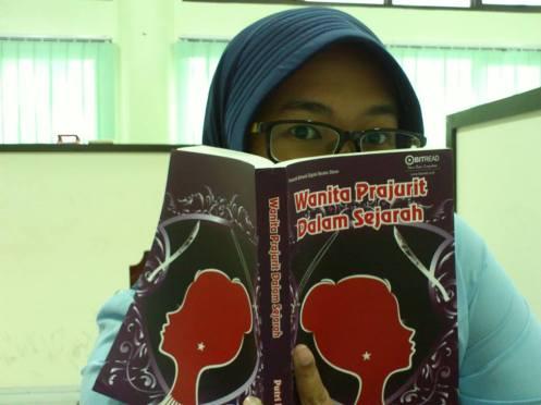 Wanita Prajurit dalam Sejarah2