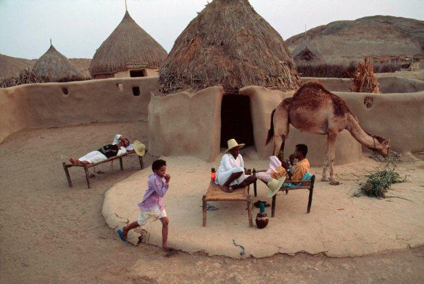 North of Al Hudaydah; Yemen, 1997.