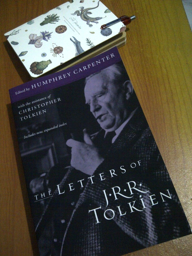 letters of tolkien