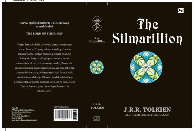 Cuplikan Terjemahan The Silmarillion Bahasa Indonesia