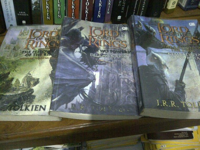 lotr-books