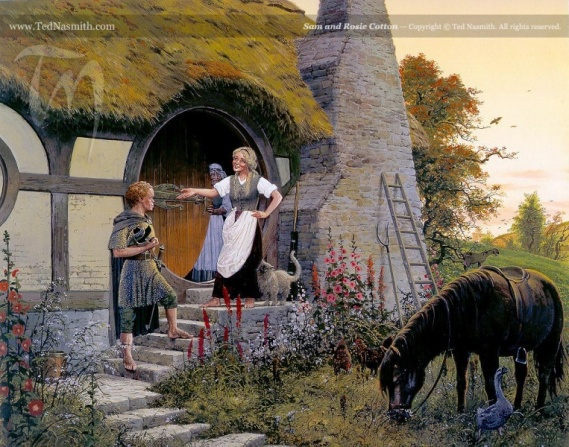 763px-Ted_Nasmith_-_Sam_and_Rosie_Cotton