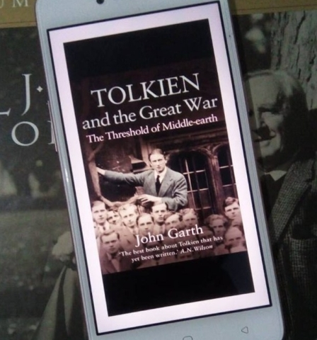 tolkien and the great war 1